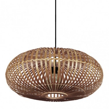 Lámpara de Techo Bambú Fargesia Avellana  Lámparas de techo