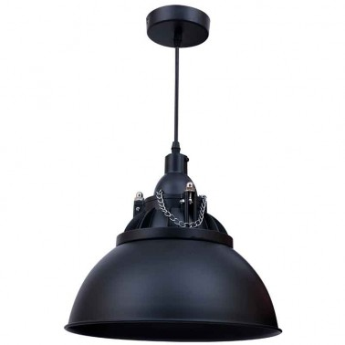 Lámpara de Techo Hilda Estilo Industrial Vintage  Lámparas de techo