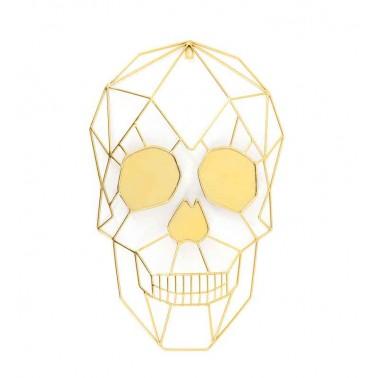 Panel Decorativo Calavera Skull  Paneles Decorativos