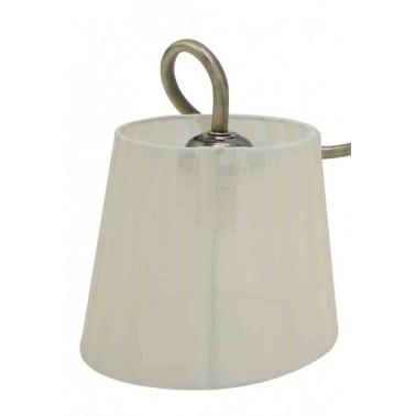 Lámpara de Techo 3 Tulipas Beige Serie Callao  Lámparas de techo