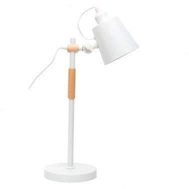 Lámpara de Sobremesa Estilo Nórdico Serie Bergen  Lámparas de sobremesa