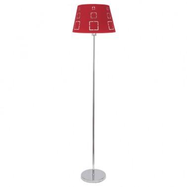 Lámpara de Pie Roja Serie Cerdeña  Lámparas de pie