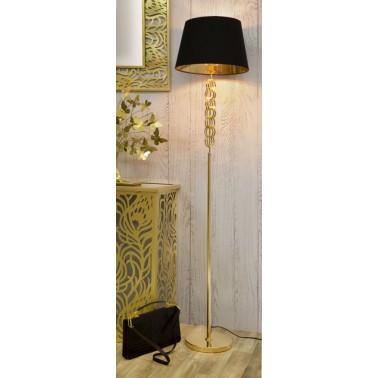 Lámpara de Pie Rings Estilo Glam  Lámparas-Iluminación