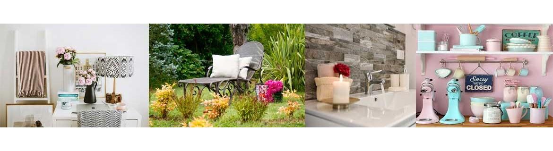 Comprar articulos de hogar y jardín. Tienda Outlet de decoración