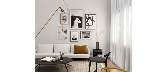 Homenaje al blanco, el color en decoración que jamás pasa de moda